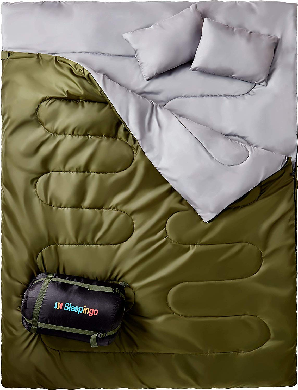 Sleepingo Best Sleeping Bags Review by www.snoremagazine.com