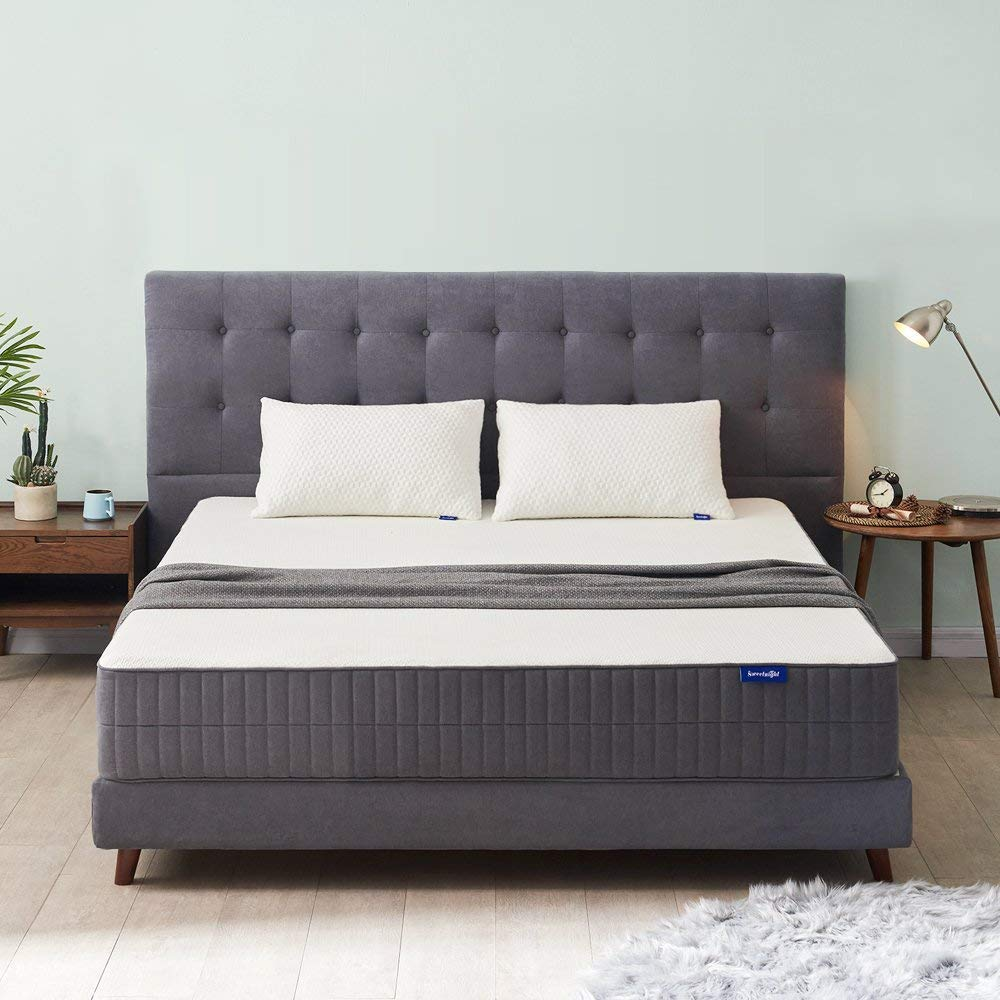 Sweetnight Best King Size Mattress Review by www.snoremagazine.com
