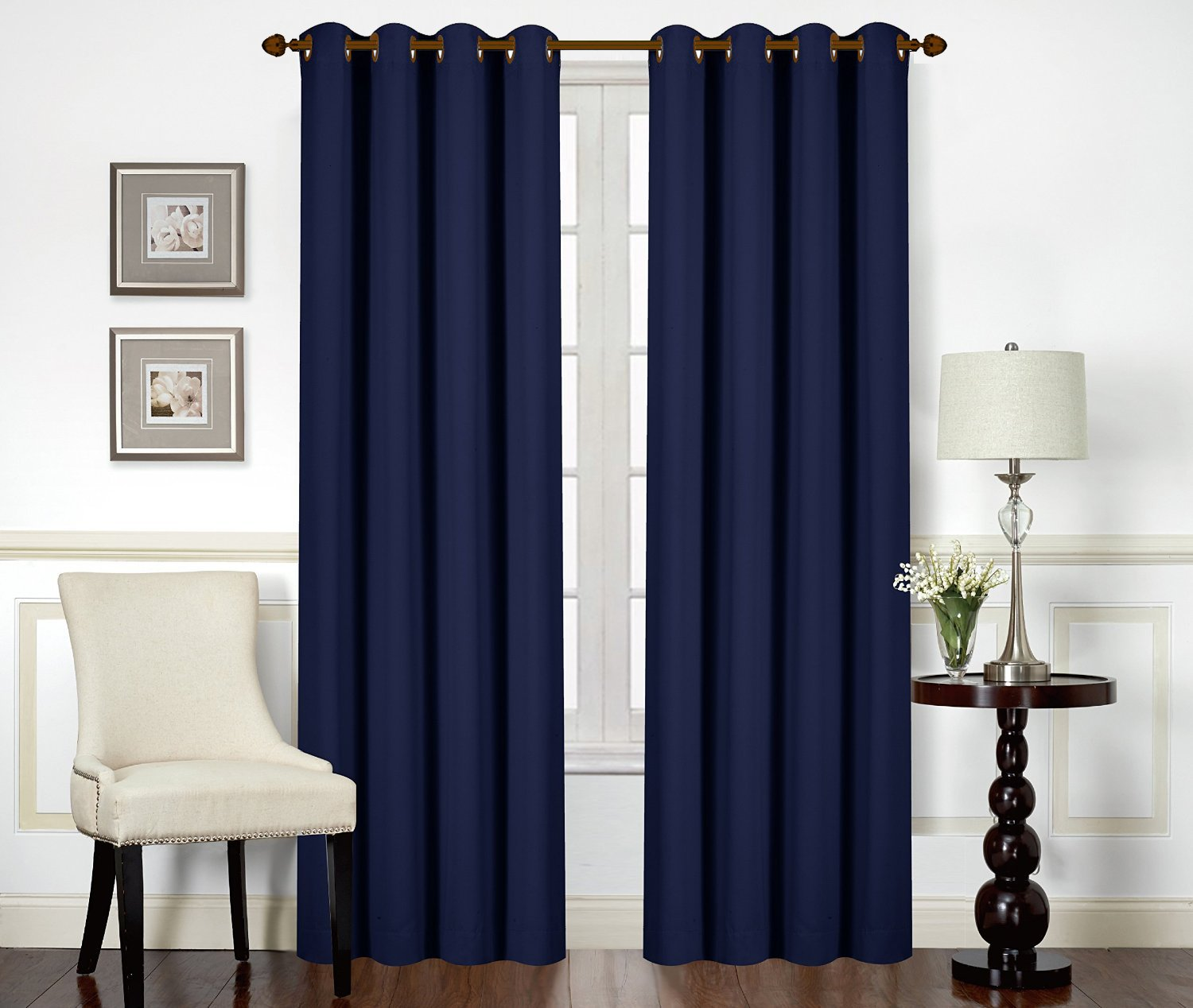 Utopia Bedding Best Blackout Curtains Review by www.snoremagazine.com