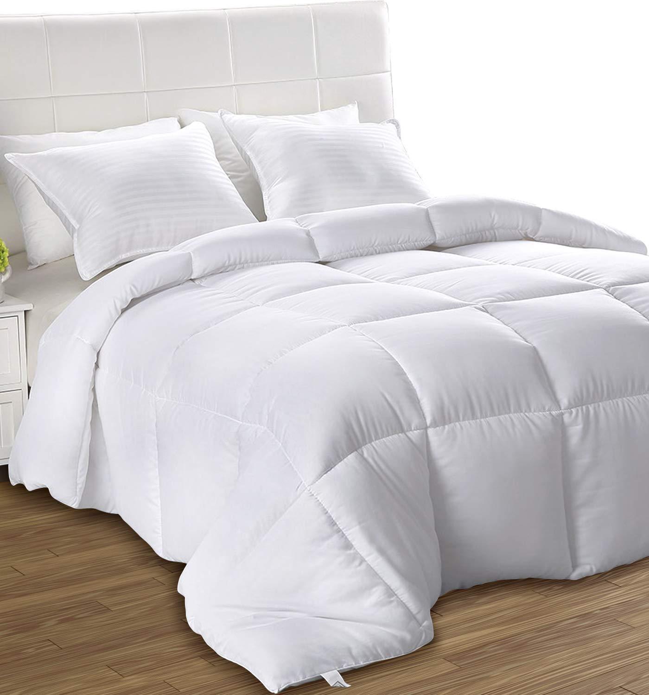 Utopia Bedding Lightweight Comforter Review by www.snoremagazine.com