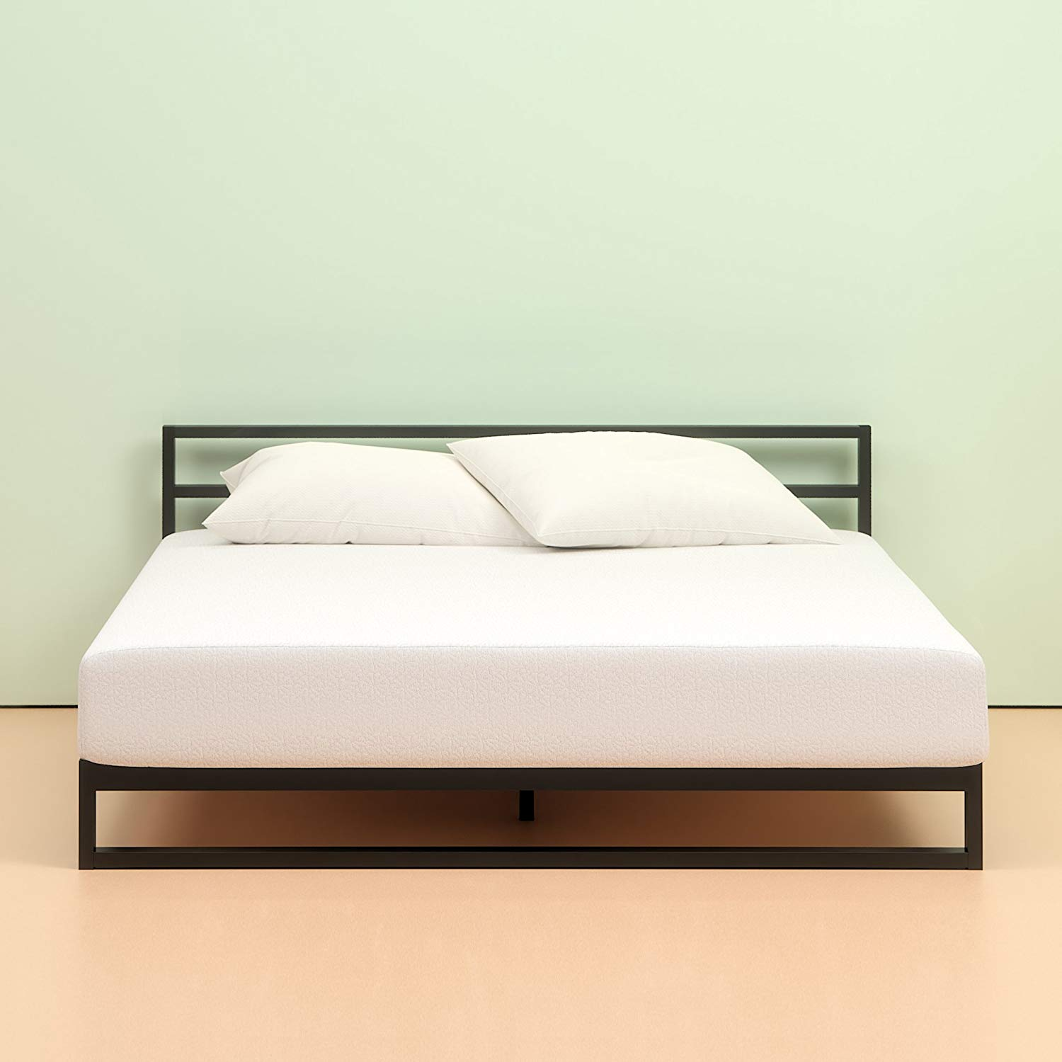 Zinus Green Tea Best Twin Mattress Review by www.snoremagazine.com