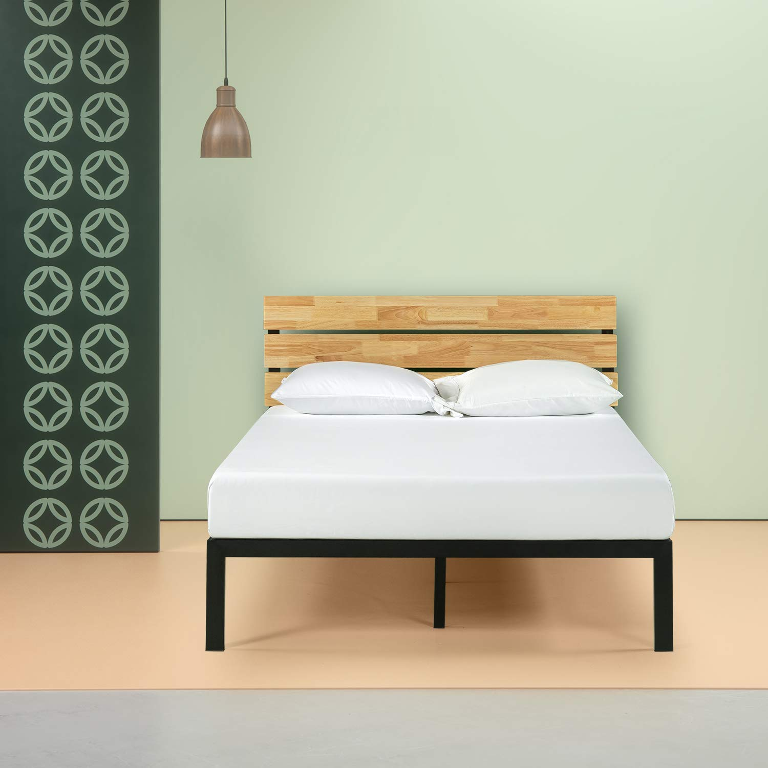 Zinus Paul Best Bed Frames Review by www.snoremagazine.com