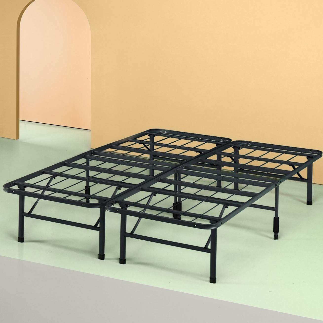 Zinus Shawn Best Bed Frames Review by www.snoremagazine.com