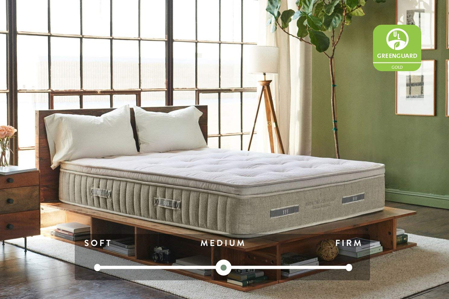 Brentwood Home Best Mattress Review by www.snoremagazine.com