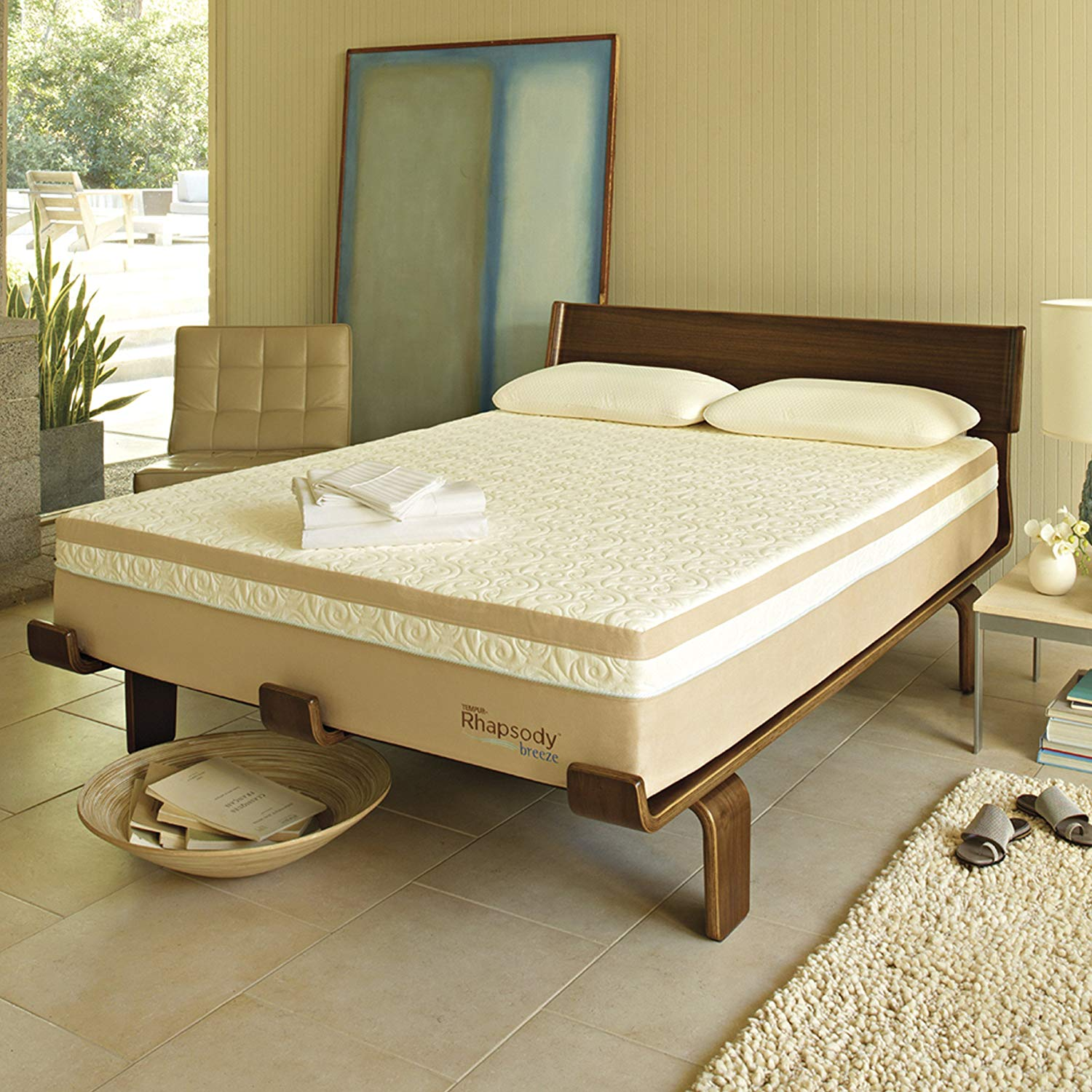 Contour Rhapsody Tempurpedic Reviews By www.snoremagazine.com