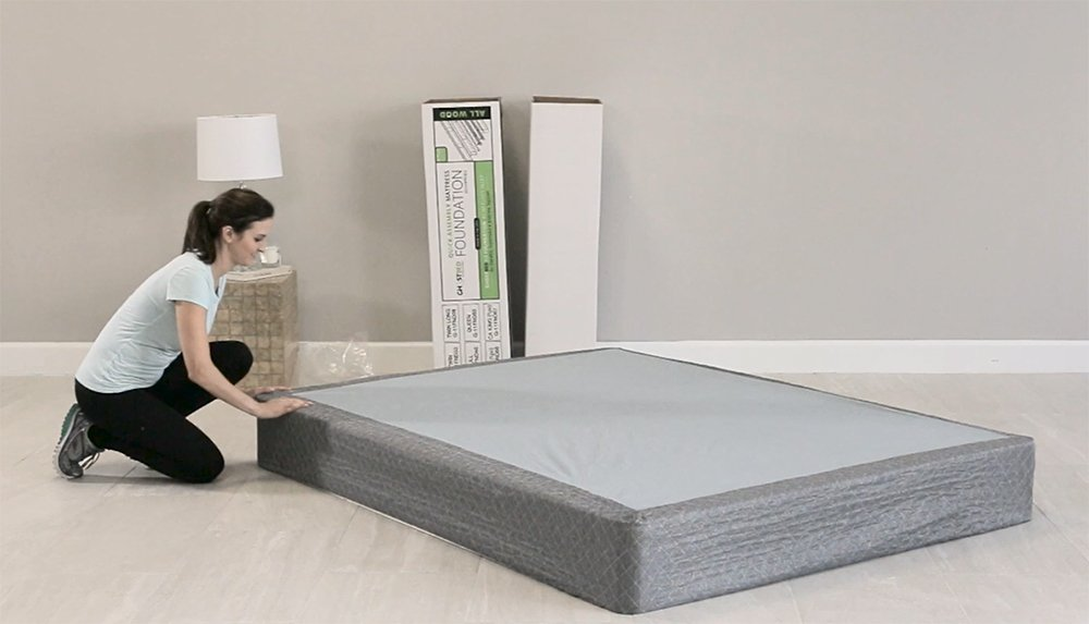 Ghostbed Boxspring Review by www.snoremagazine.com