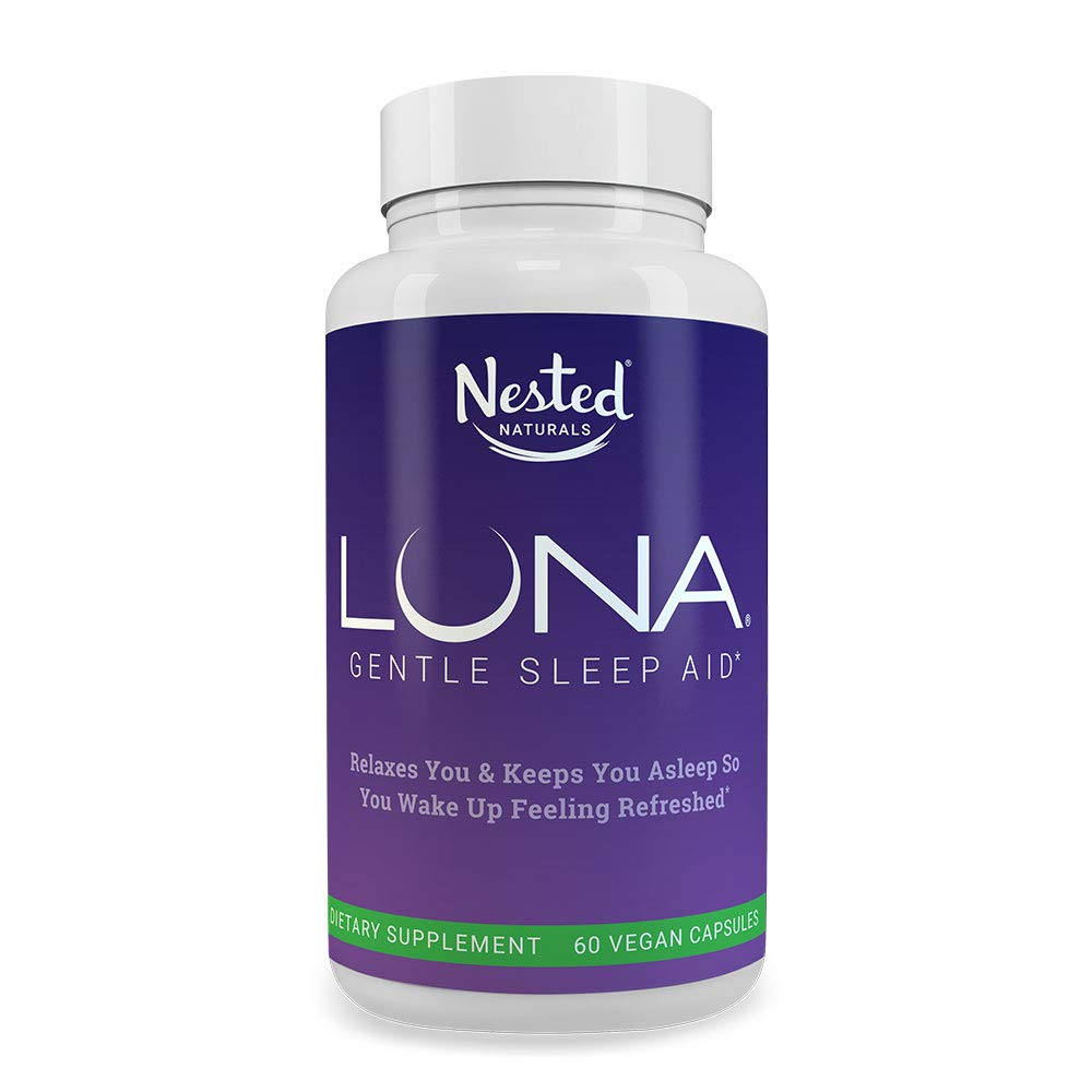 Luna Natural Sleep Aids Review by www.snoremagazine.com