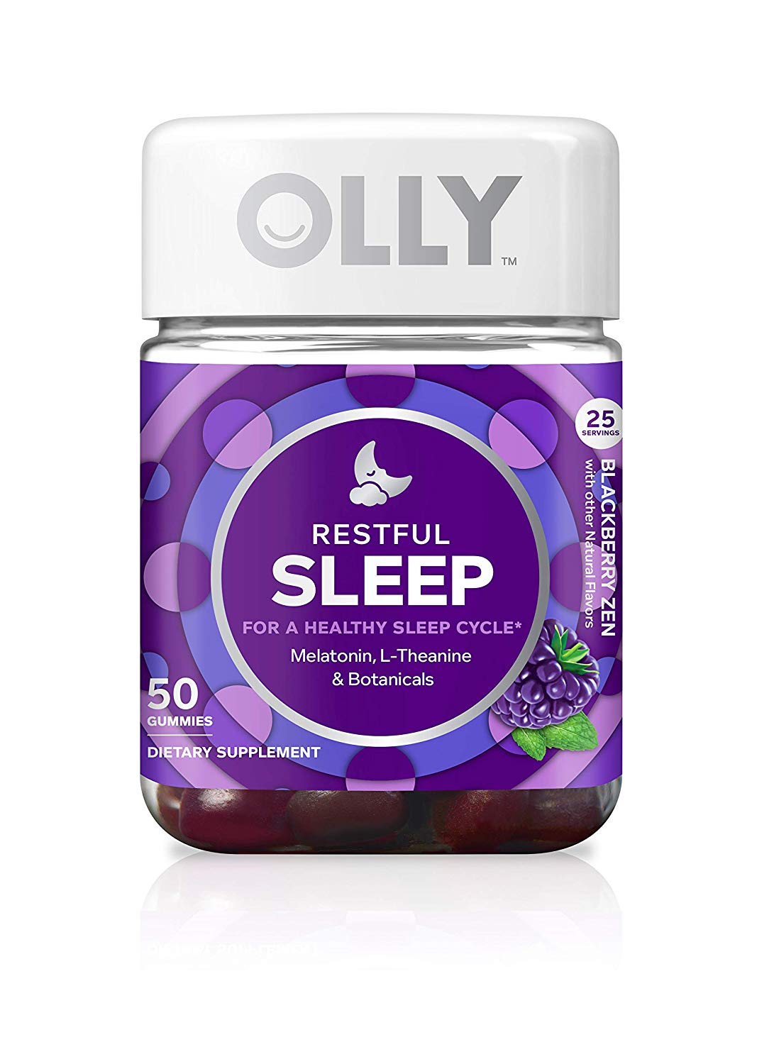 OLLY Natural Sleep Aids Review by www.snoremagazine.com