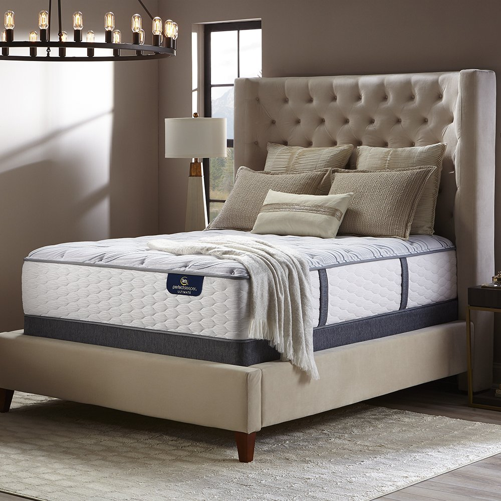Perfect Sleeper Ultimate Serta Mattress by www.snoremagazine.com
