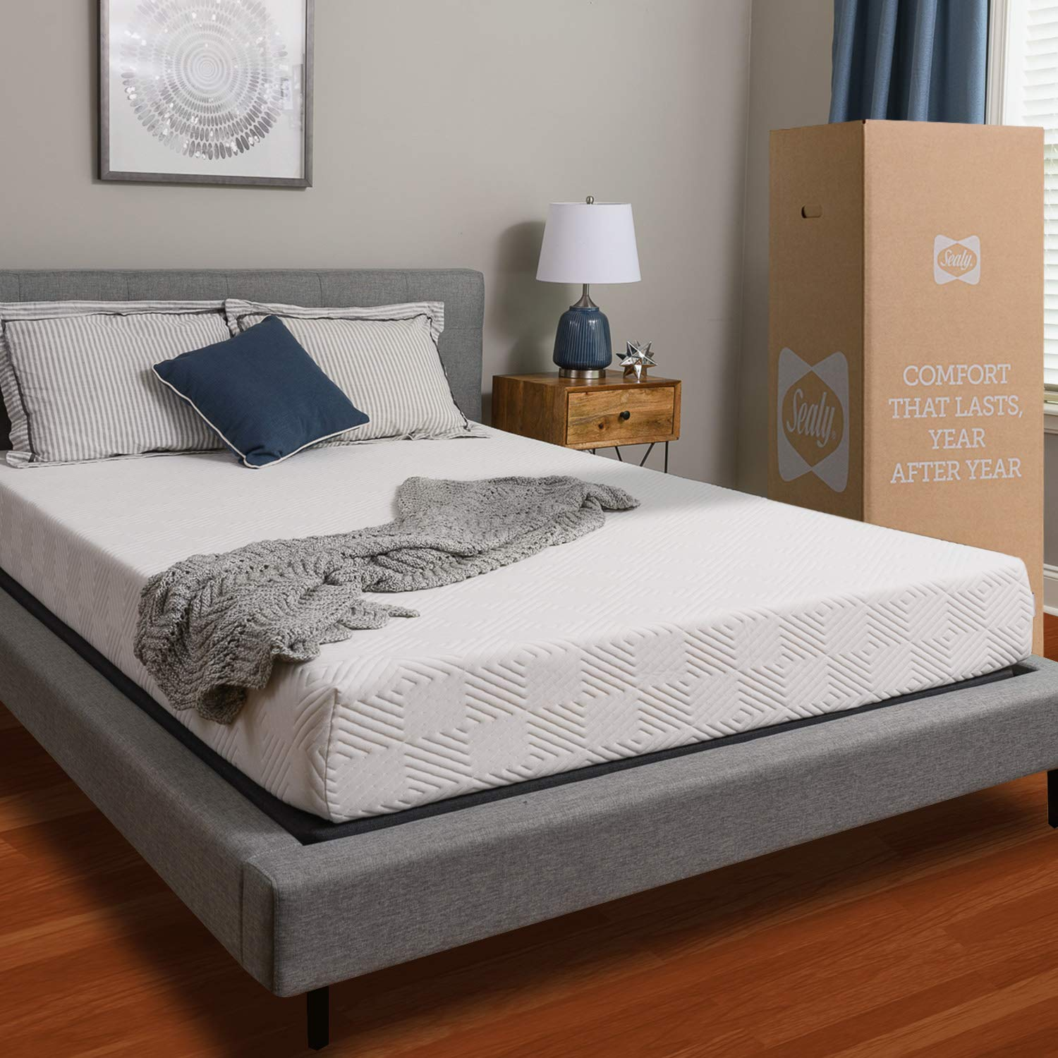 Sealy Mattress Review by www.snoremagazine.com
