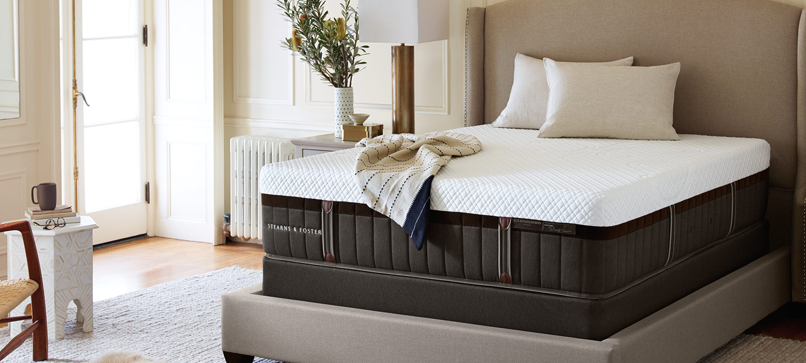 Stearns and Foster Mattress Reviews And Buying Guide by www.snoremagazine.com