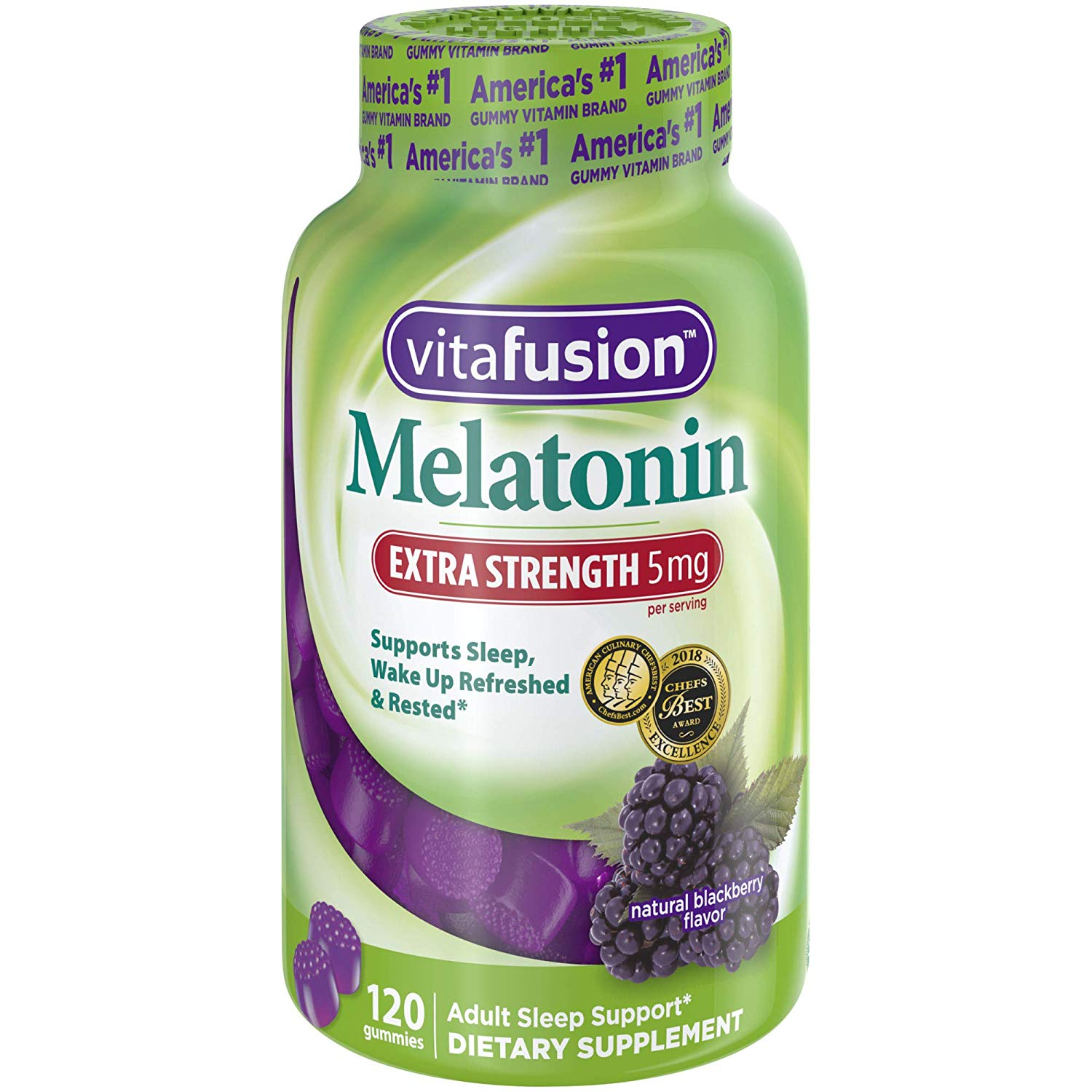 Vitafusion Natural Sleep Aids Review by www.snoremagazine.com