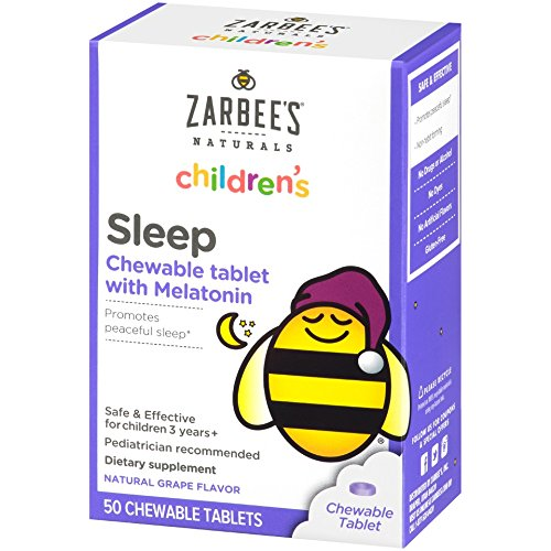 Zarbee's Naturals Natural Sleep Aids Review by www.snoremagazine.com