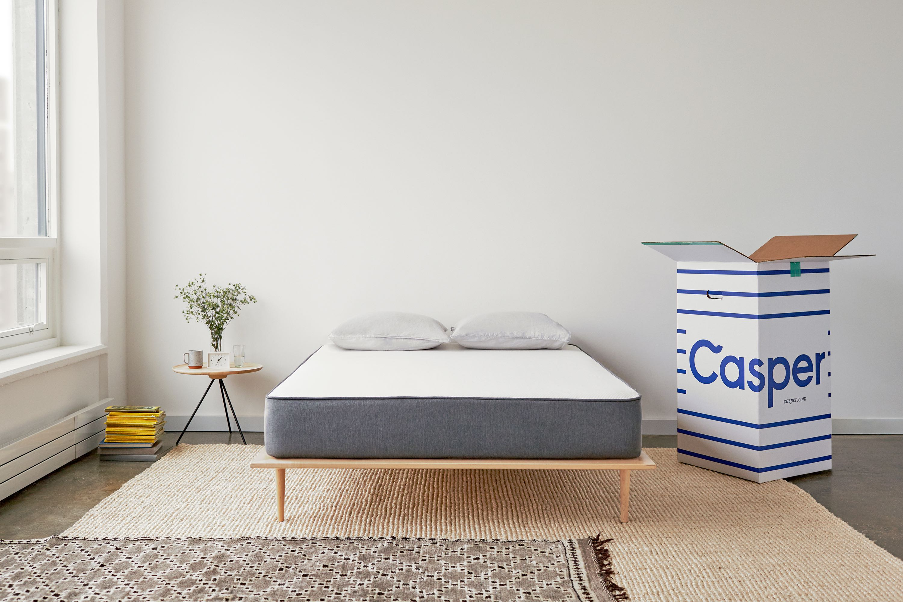Ghostbed vs. Casper Comparison, Reviews And Buying Guide by www.snoremagazine.com
